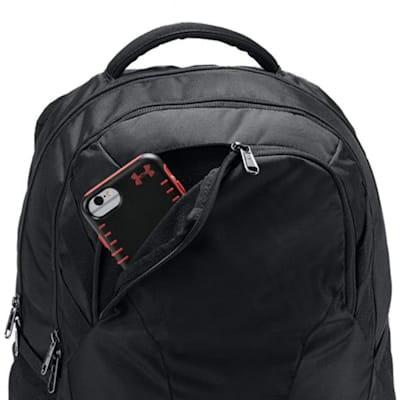 (Under Armour Team Hustle 3.0 Hockey Backpack)