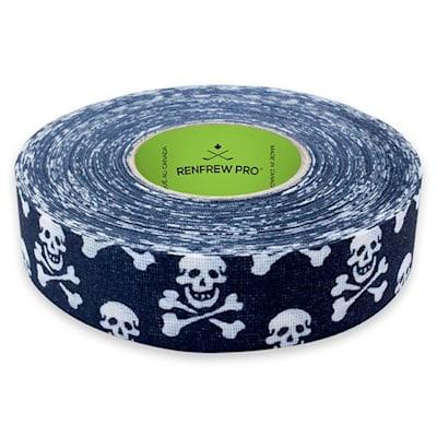 Skull & Bones (Renfrew Cloth Hockey Tape 1-inch - Patterns)