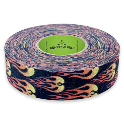 Flame (Renfrew Cloth Hockey Tape 1-inch - Patterns)