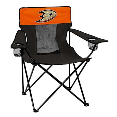 NHL Elite Chair Ducks (Logo Brands Anaheim Ducks Elite Fold Out Chair)