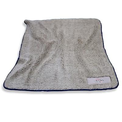 Frosty Blanket Capitals (Logo Brands Washington Capitals Frosty Fleece Blanket)