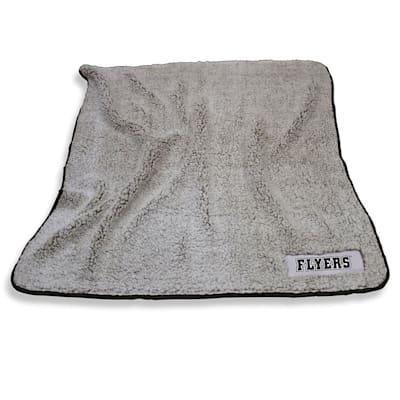 Frosty Blanket Flyers (Logo Brands Philadelphia Flyers Frosty Fleece Blanket)
