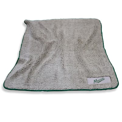Frosty Blanket Wild (Logo Brands Minnesota Wild Frosty Fleece Blanket)