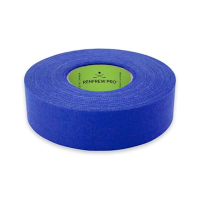 Blue (Renfrew Cloth Hockey Tape - 1-inch - Solid Colors)
