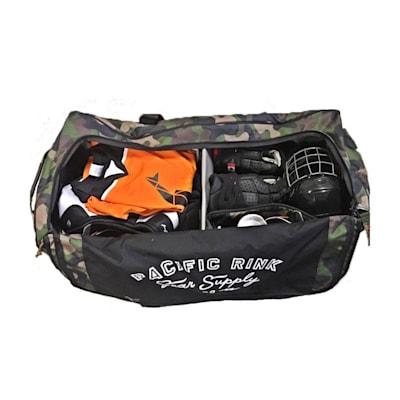 (Pacific Rink Player Bag - Camo - Senior)