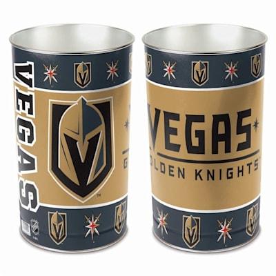 (Wincraft NHL Wastebasket - Vegas Golden Knights)