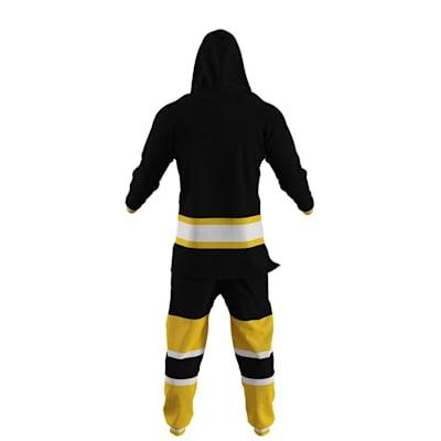 Boston Bruins Onesie (Hockey Sockey Boston Bruins Onesie - Adult)