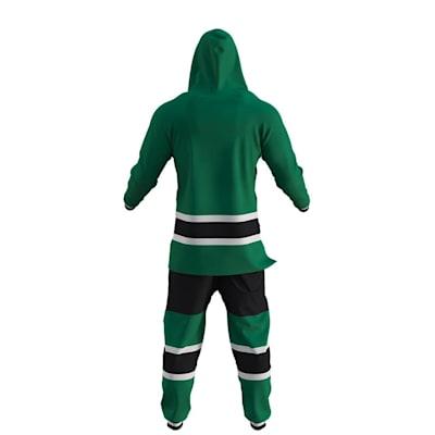 Dallas Stars Onesie (Hockey Sockey Dallas Stars Onesie - Adult)