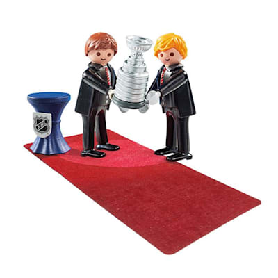 NHL Playmobil Stanley Cup Presentation Set (Playmobil NHL Stanley Cup Presentation Set)