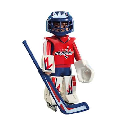 Washington Capitals Playmobil Goalie Figure (Playmobil Washington Capitals Goalie Figure)