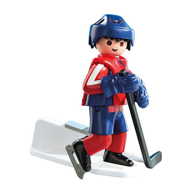 Washington Capitals Playmobil Player Figure (Playmobil Washington Capitals Player Figure)