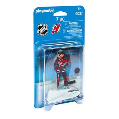 New Jersey Devils Playmobil Player Figure (Playmobil New Jersey Devils Player Figure)