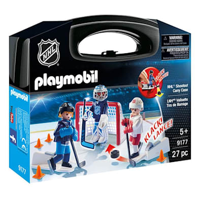 NHL Shootout Carry Case (Playmobil NHL Shootout Carry Case)