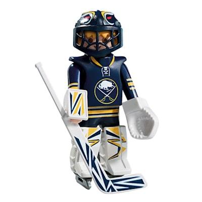 Buffalo Sabres Playmobil Goalie Figure (Playmobil Buffalo Sabres Goalie Figure)
