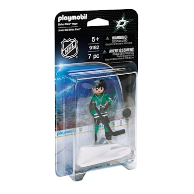 Dallas Stars Playmobil Player Figure (Playmobil Dallas Stars Player Figure)