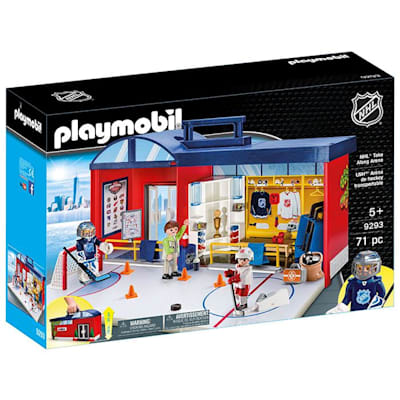 NHL Playmobil Portable Arena (Playmobil NHL Portable Arena)