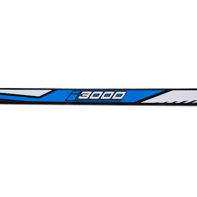(Bauer I3000 ABS Street Hockey Stick - Junior)