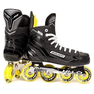 (Bauer RS Inline Hockey Skates - Junior)