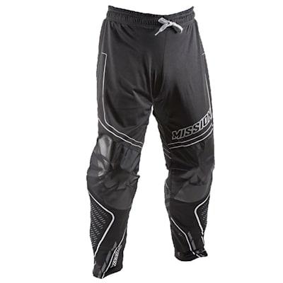 Front (Mission Inhaler FZ-1 Inline Hockey Pants - Senior)