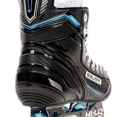 (Bauer RSX Inline Hockey Skates - Junior)
