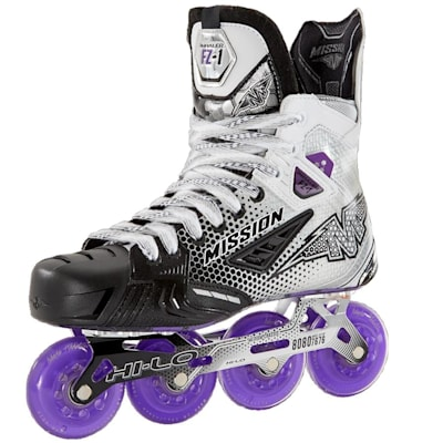 (Mission Mission Inhaler FZ-1 Inline Hockey Skates - Senior)