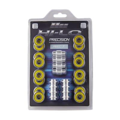 (Bauer S19 Hi-Lo Abec 7 Inline Bearings)