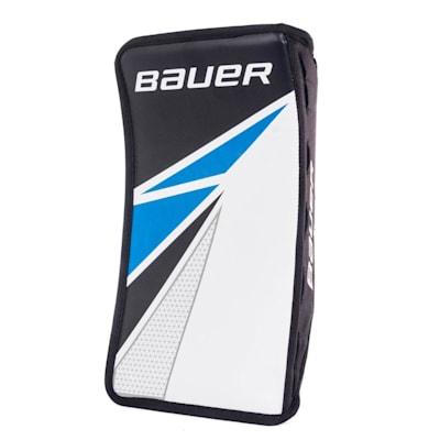 (Bauer Street Hockey Goalie Blocker - Senior)