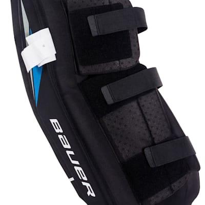 (Bauer Street Hockey Goalie Leg Pads - Senior)