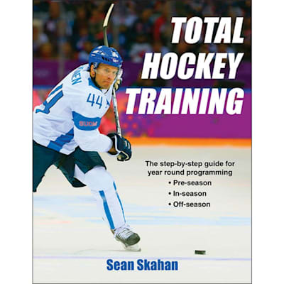 (Human Kinetics Total Hockey Training Book)