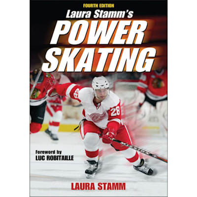 (Human Kinetics Laura Stamms Power Skating - 4th Edition)