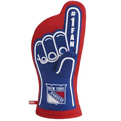 (YouTheFan #1 Oven Mitt - New York Rangers)