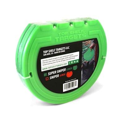 (Top Shelf Targets Super Sniper Magnetic Shooting Targets - 4 Pack)