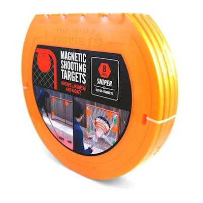 (Top Shelf Targets Sniper Magnetic Shooting Targets - 4 Pack)