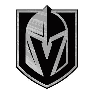 (Chrome Auto Emblem - Vegas Golden Knights)