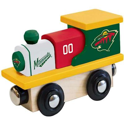 (MasterPieces NHL Toy Train Minnesota Wild)