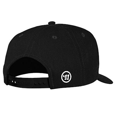 Back (Warrior Hockey Street Snapback Hat - Adult)