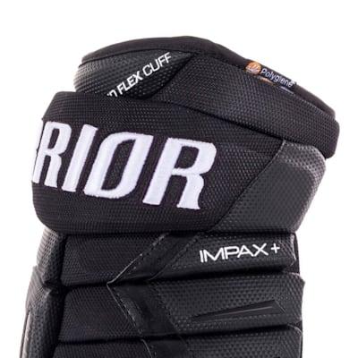 (Warrior Alpha DX Hockey Gloves - Senior)
