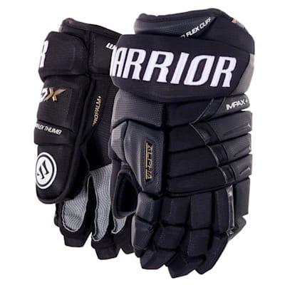 Black (Warrior Alpha DX Hockey Gloves - Senior)