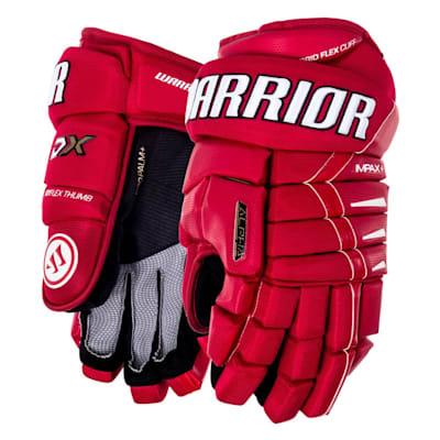 Red/White (Warrior Alpha DX Hockey Gloves - Senior)