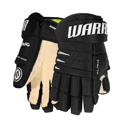 (Warrior Alpha DX4 Hockey Gloves - Junior)