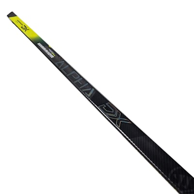 (Warrior Alpha DX Grip Composite Hockey Stick - Intermediate)