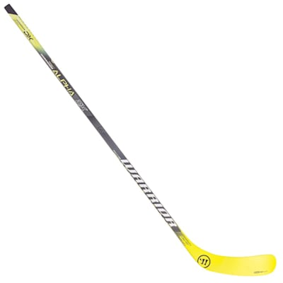 (Warrior Alpha DX Grip Composite Hockey Stick - Tyke)