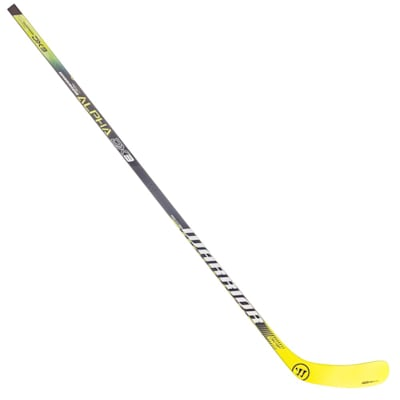 (Warrior Alpha DX3 Grip Composite Hockey Stick - Junior)