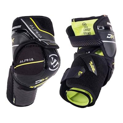 (Warrior Alpha DX Hockey Elbow Pads - Junior)