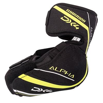 (Warrior Alpha DX4 Hockey Elbow Pads - Junior)