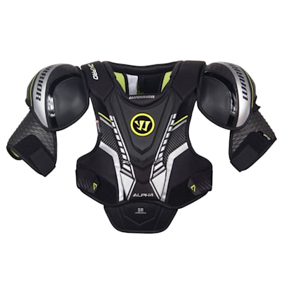(Warrior Alpha DX Pro Hockey Shoulder Pads - Junior)