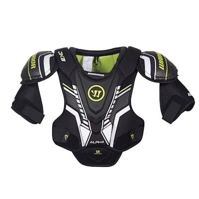 (Warrior Alpha DX3 Hockey Shoulder Pads - Junior)