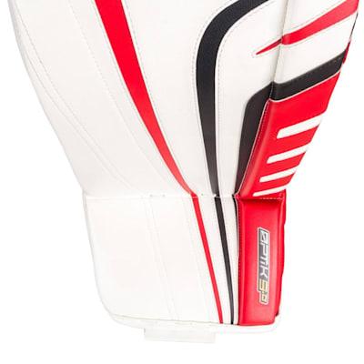 (Brians OPTiK 9.0 Goalie Leg Pads - Intermediate)