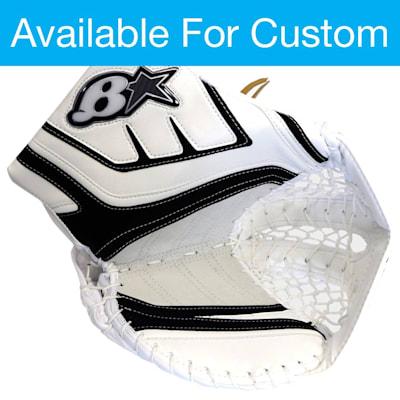 (Brians Custom GNETIK IV Goalie Catch Glove - Senior)
