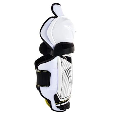 (CCM Tacks 9060 Hockey Shin Guards - Junior)